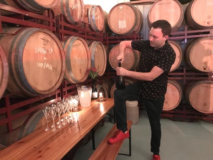 Renegade London Wine